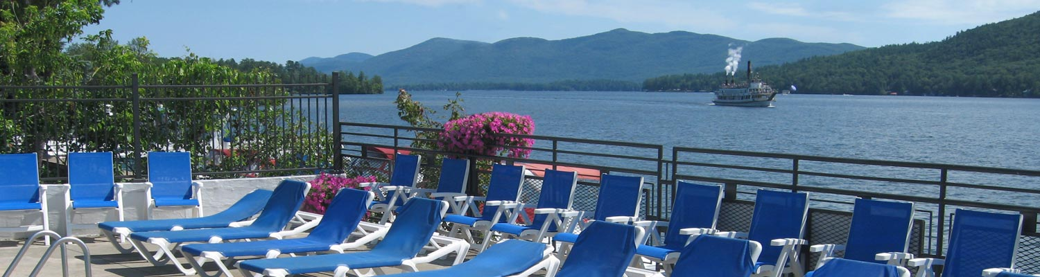 Lake Motel on Lake George